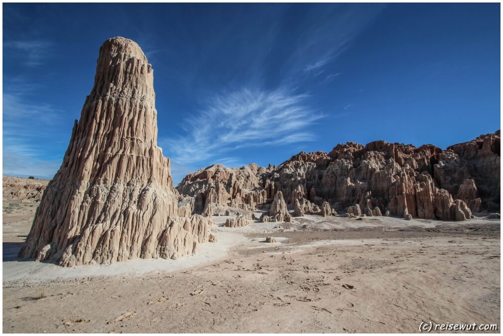 Cathedral Gorge – Valley of fire – Vegas