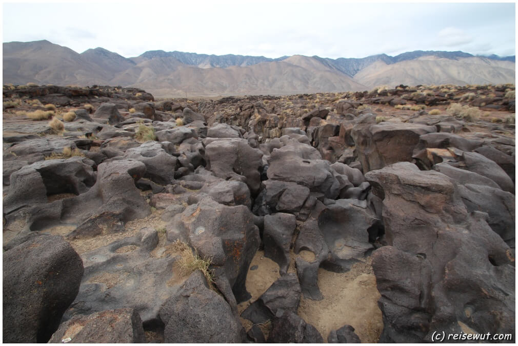 Fossil Falls Recreation Area