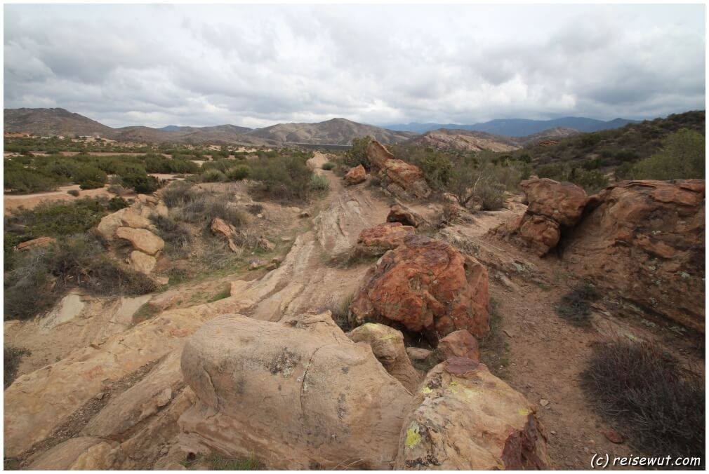 Vasquez Rocks Country Park
