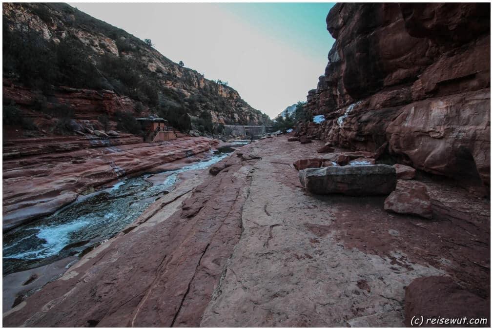 Slide Rock State Park – Walnut Canyon – Grand Falls