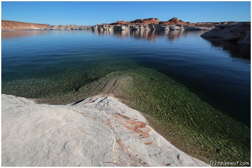 Lake Powell ... mal ganz nah