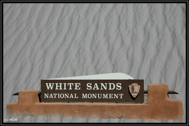 White Sands Natl.Monument