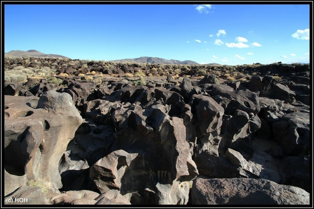 Fossil Falls Recreation Site