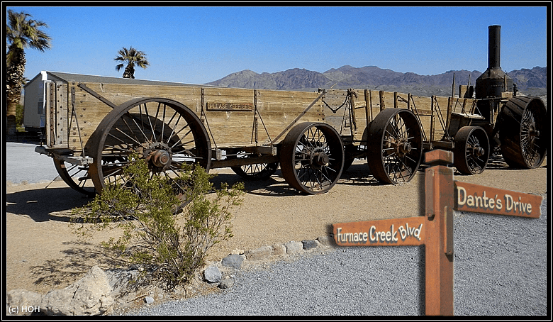 Bei Furnace Creek