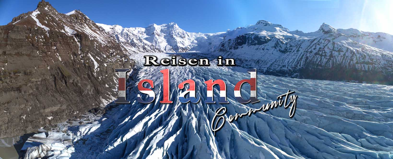 Die Reisen in Island Community bei Facebook