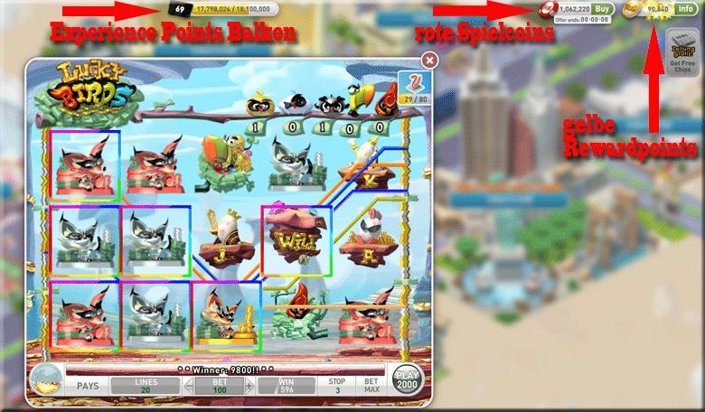 online slots casino xtra punkte einlösen