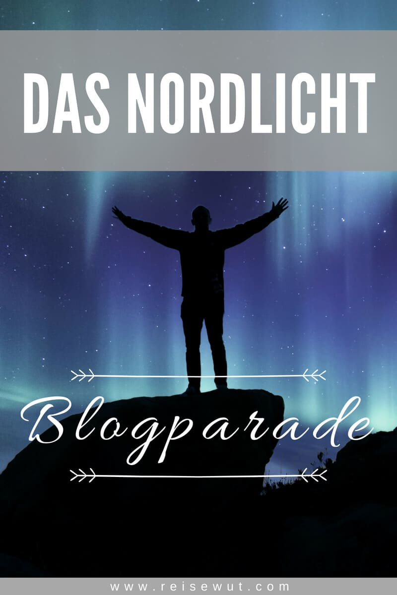 Pinterest Pin - Nordlicht Blogparade
