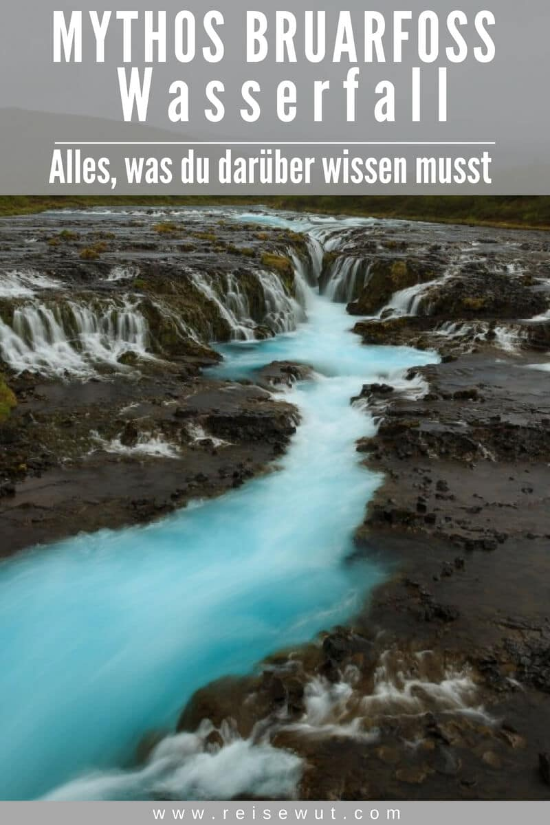 Pinterest Pin | Bruarfoss