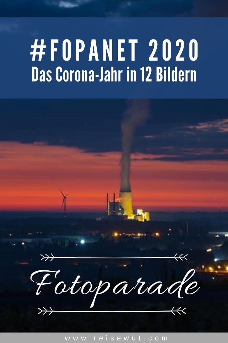 Pinterest Pin | FoPaNet 2020 Corona Jahr