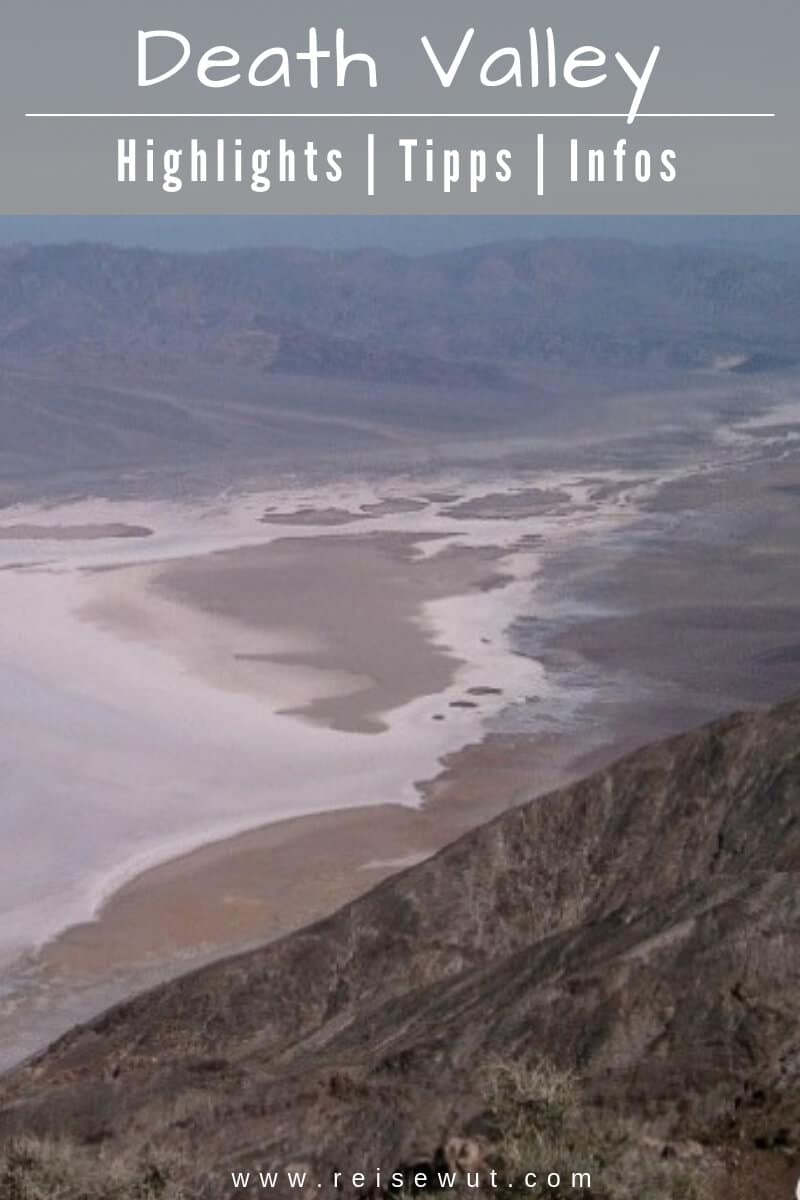 Pinterest Pin | Death Valley