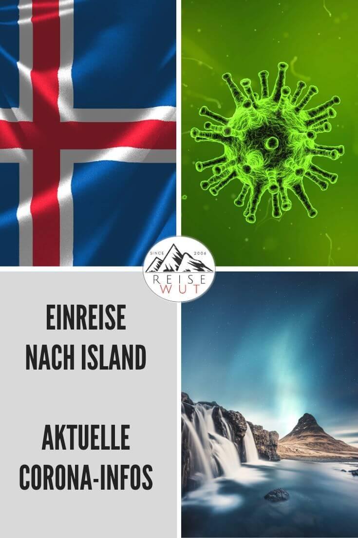 Pinterest - Einreise nach Island