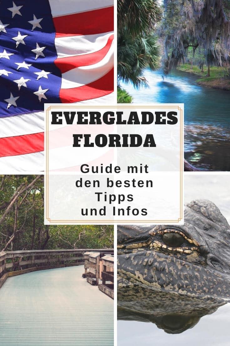 Everglades National Park | Pinterest Pin