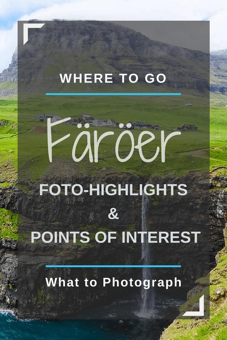 Färöer Inseln Sehenswürdigkeiten | Pinterest