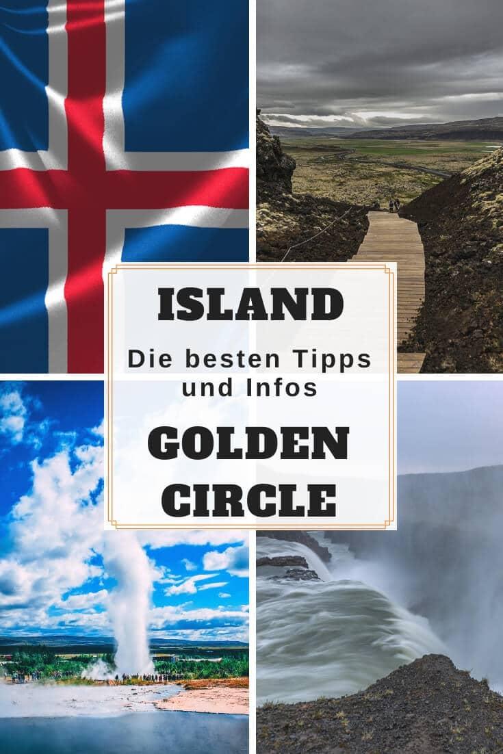 Pinterest Pin | Golden Circle Tipps für Einsteiger