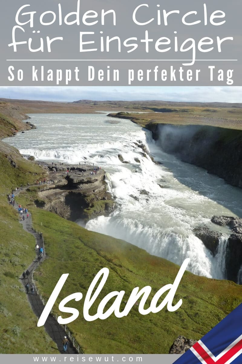 Pinterest Golden Circle in Island für Einsteiger