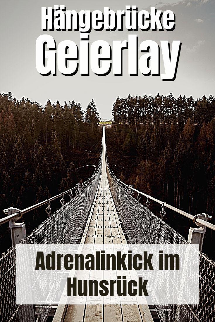 Pinterest | Hängebrücke Geierlay