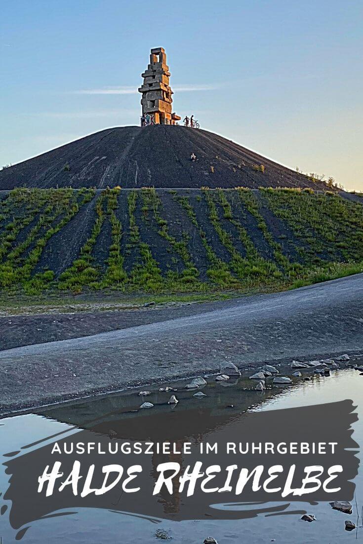 Halde Rheinelbe - Pinterest