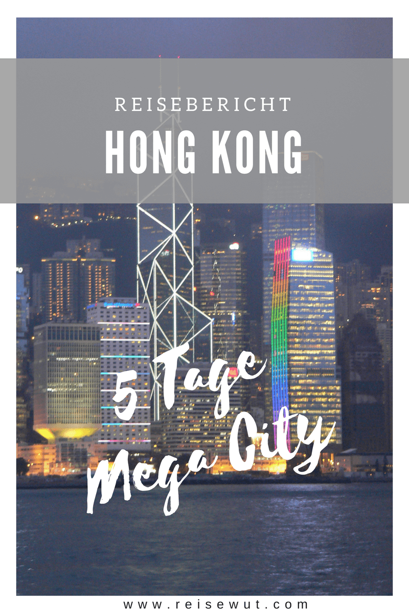 Hong Kong Stopover | Pinterest