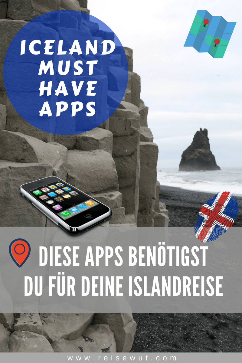 Pinterest Pin | Island Apps