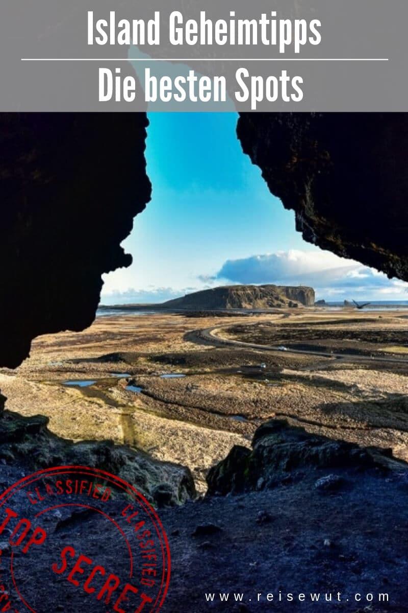 Island Geheimtipps | Pinterest Pin