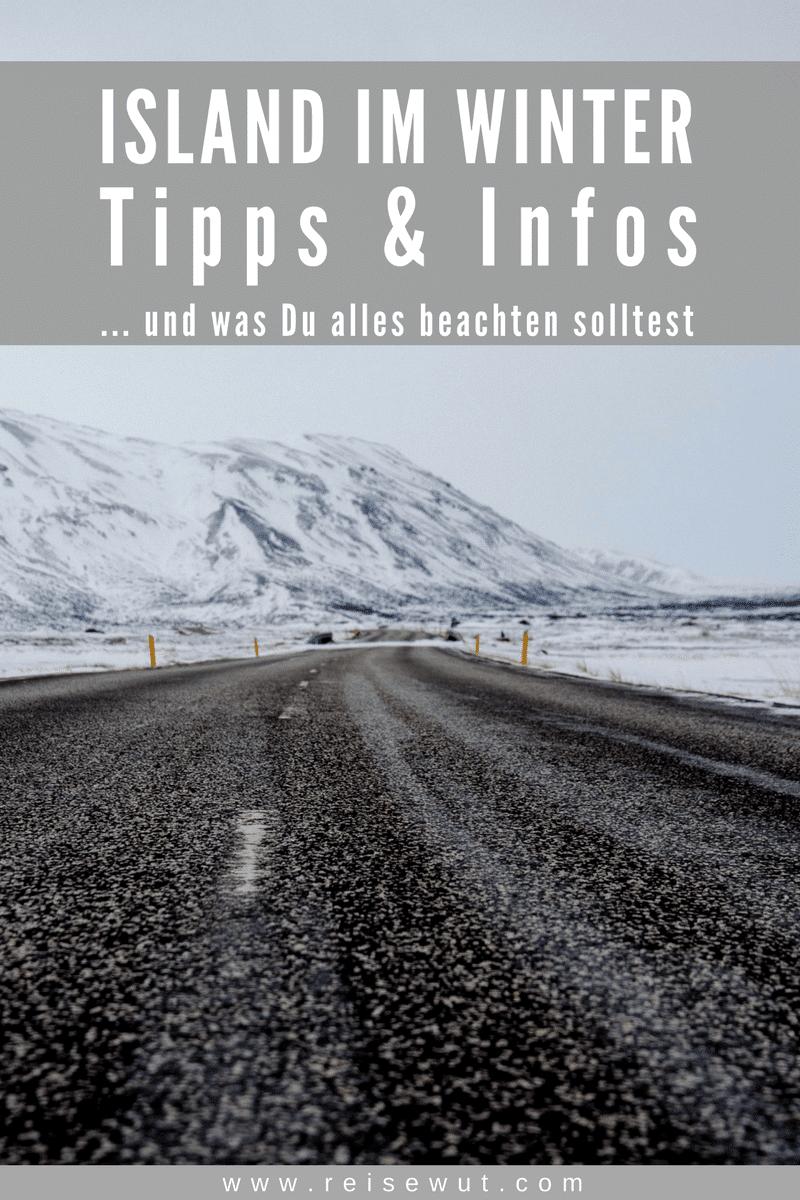 Island im Winter Tipps und Infos
