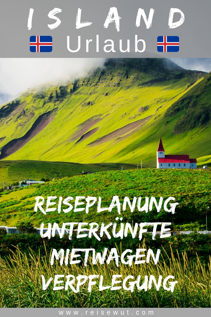 Pinterest Pin | Island Urlaub