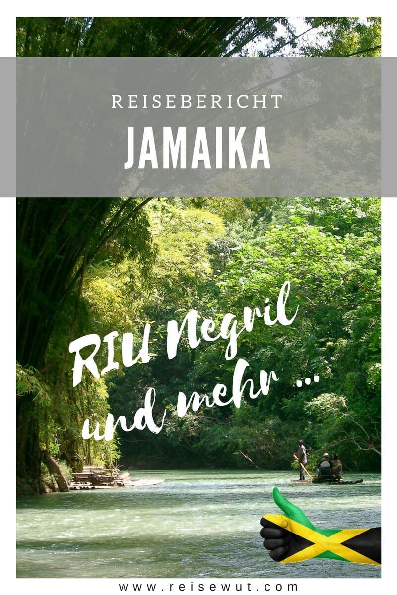 Urlaub auf Jamaika im Hotel RIU Negril (Pinterest)