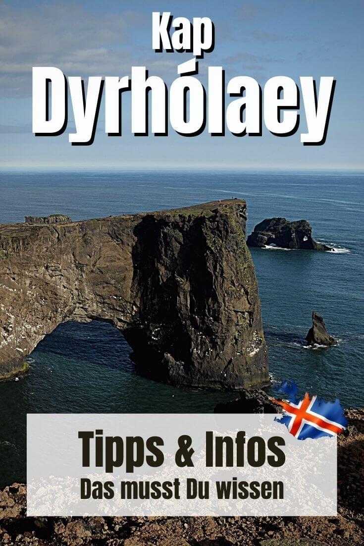 Kap Dyrholaey | Pinterest Pin