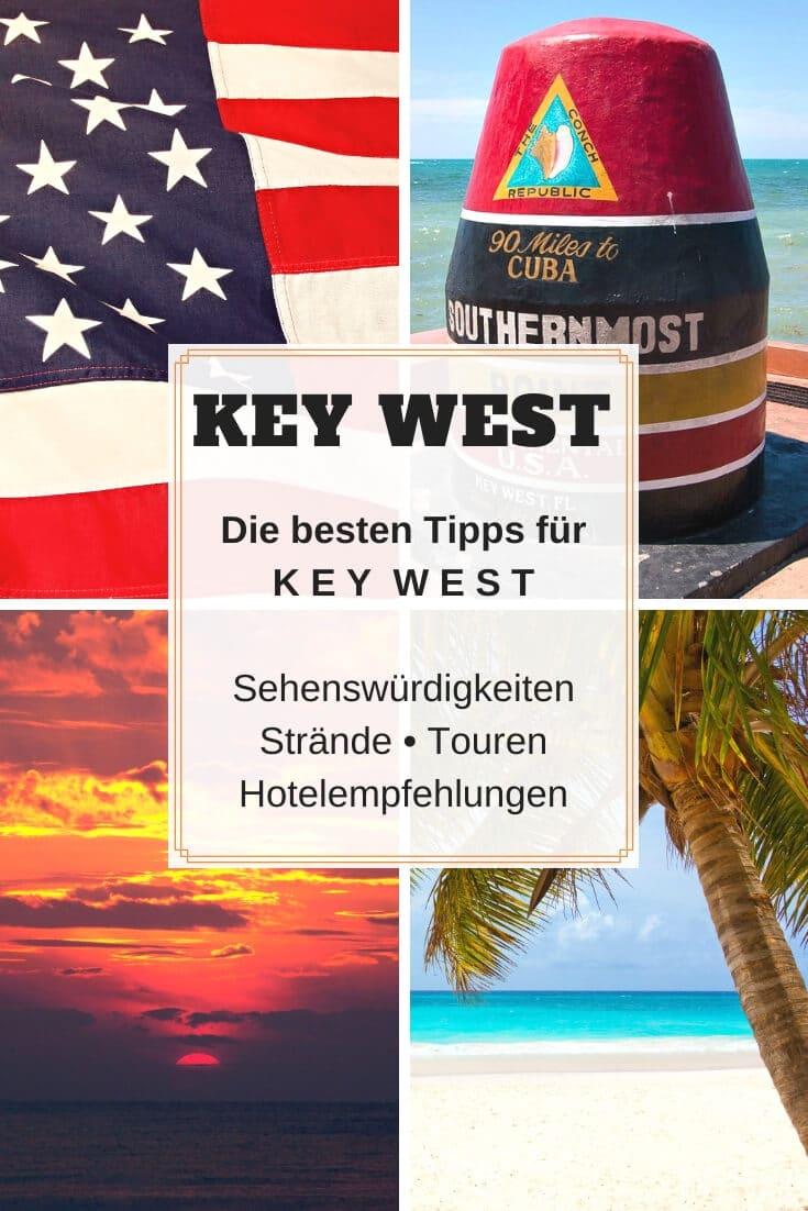 Key West Florida - Pinterest Pin
