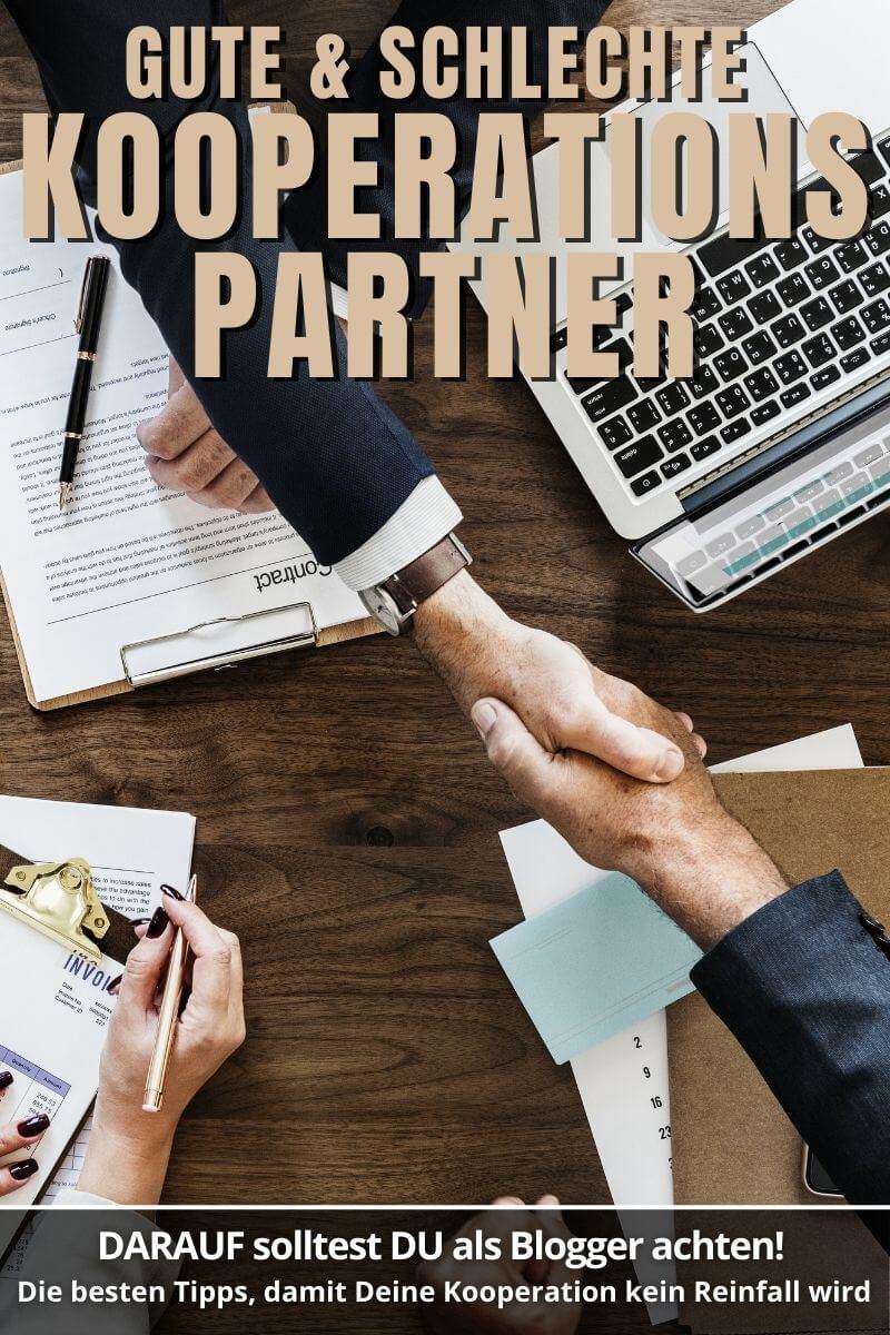 Pinterest - Kooperationspartner