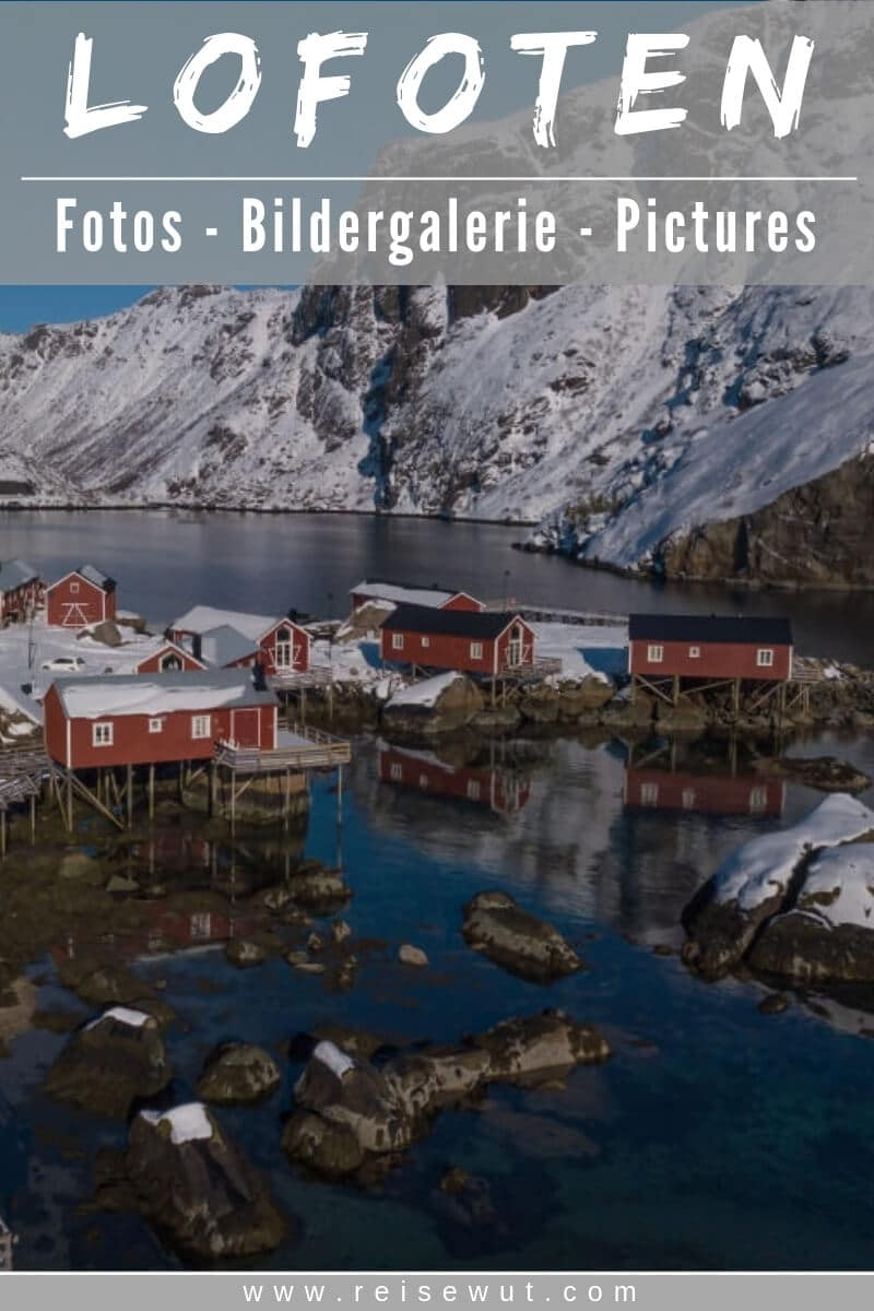 Lofoten Fotos | Pinterest Pin