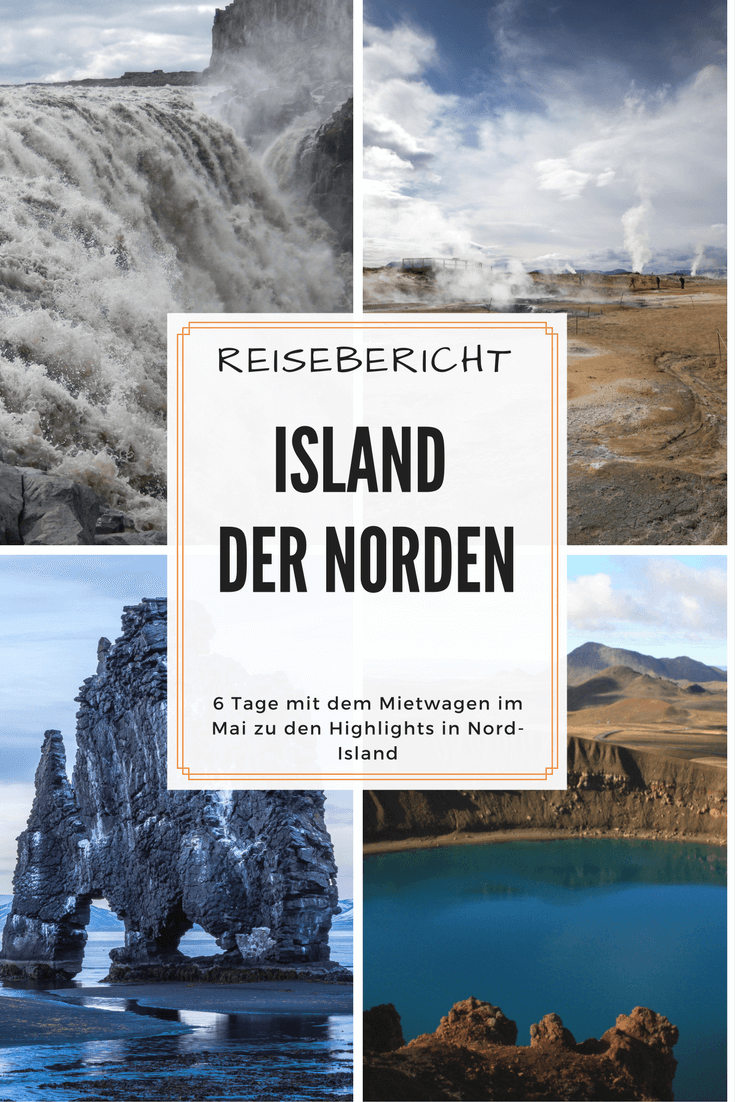 Nordisland - Pinterest Pin