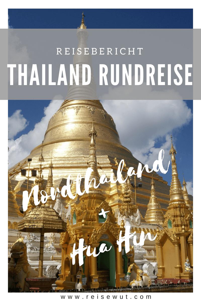 Reisebericht Thailand Rundreise | Pinterest