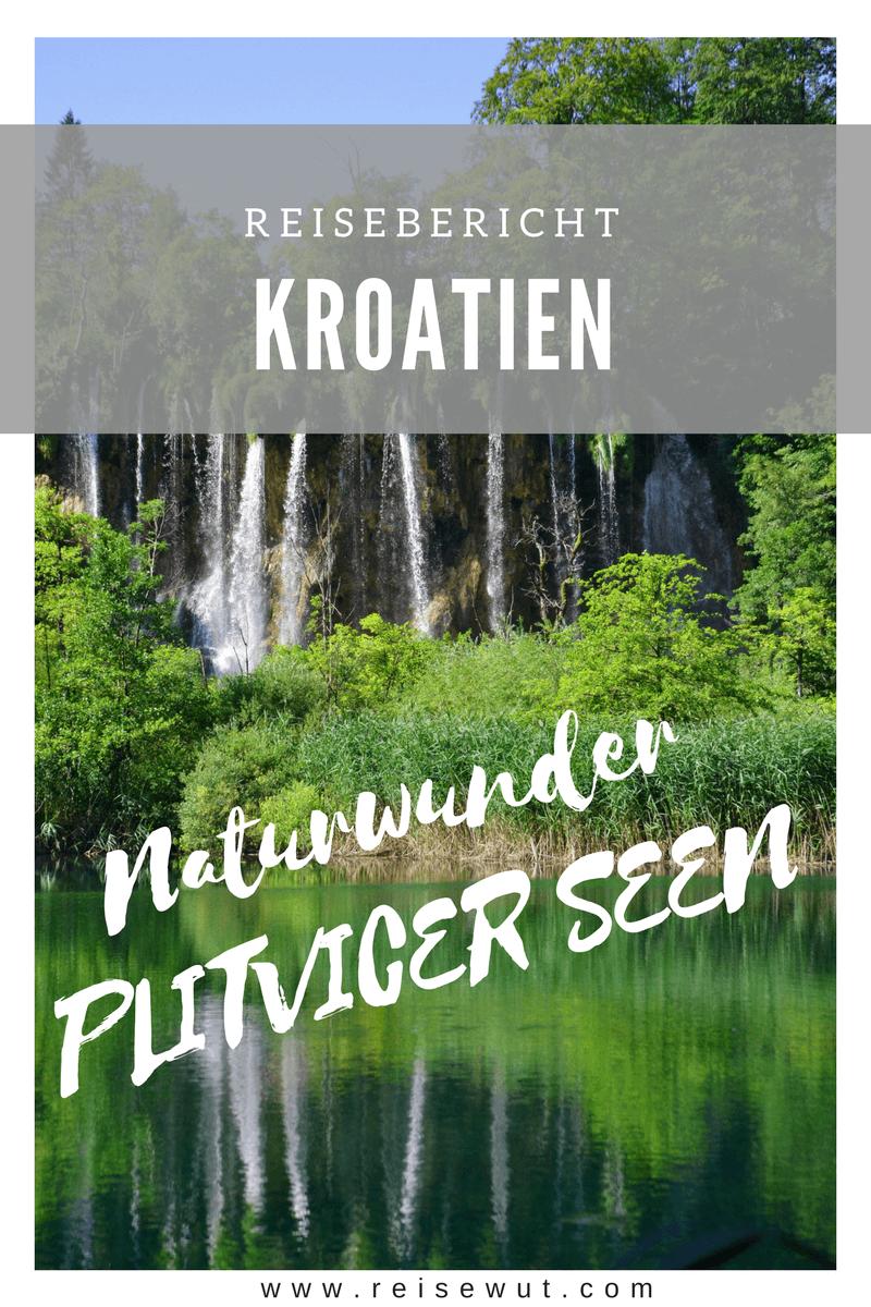 Plitvicer Seen | Pinterest