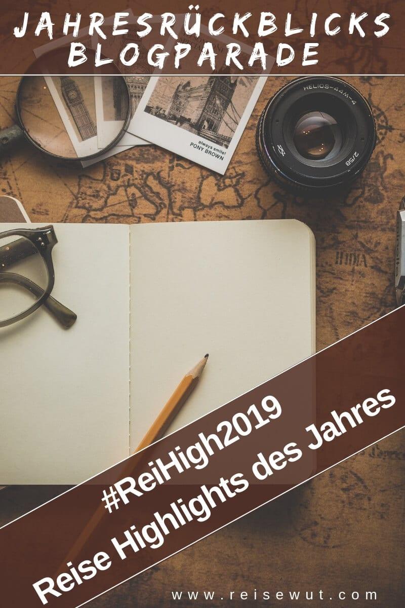 Pinterest Pin | Jahresrückblick #ReiHigh2019