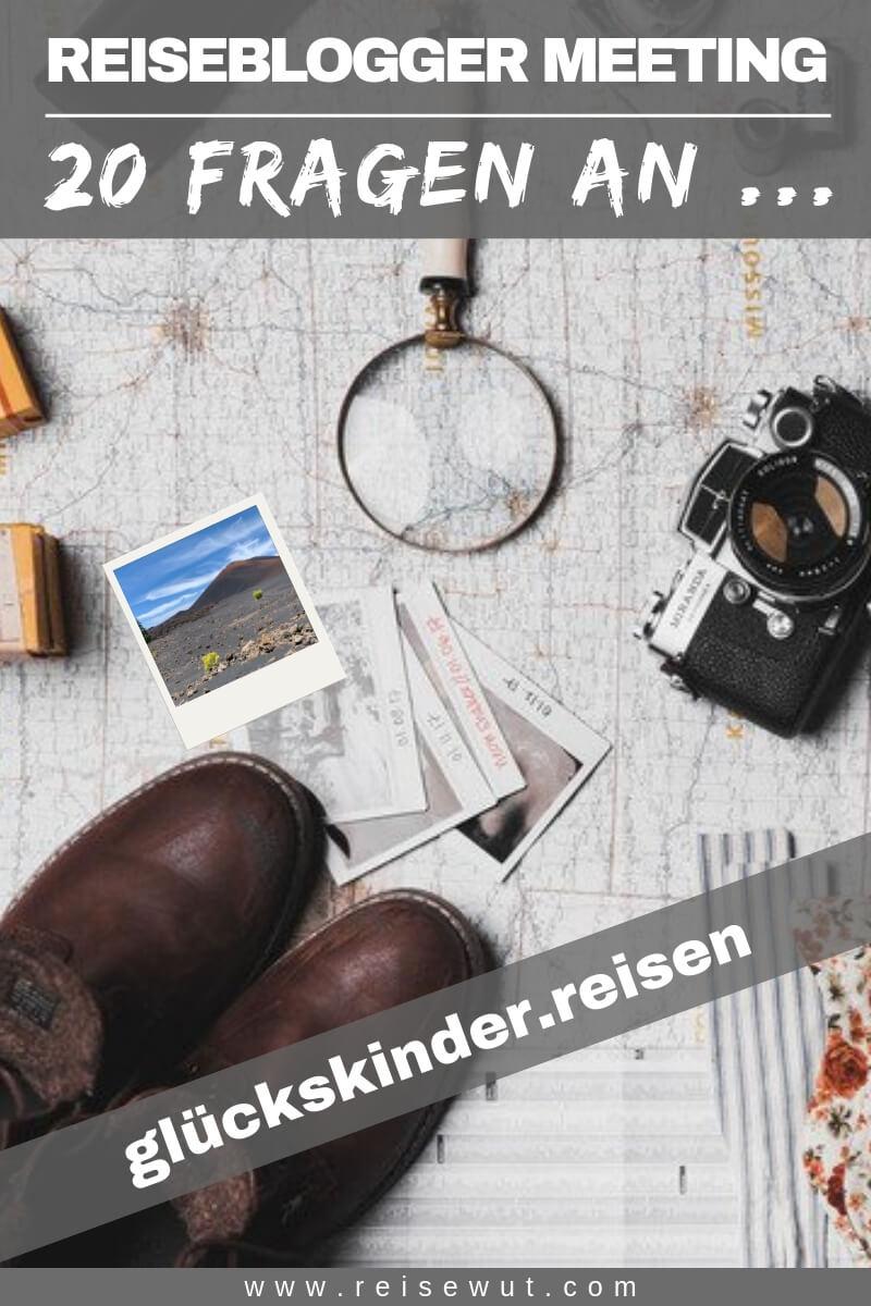 Reisebloggeer Meeting glückskinder.reisen - Pinterest Pin
