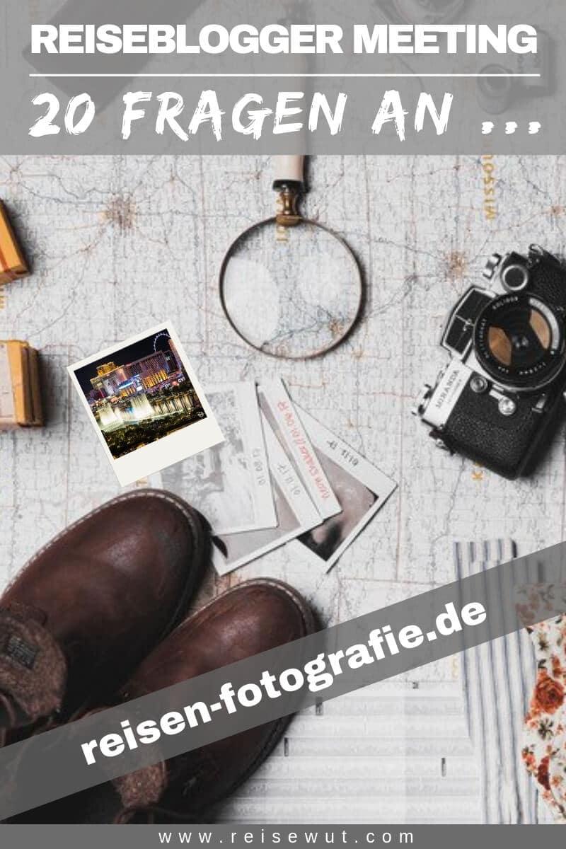 Reiseblogger-Meeting reisen-fotografie.de - Pinterest Pin