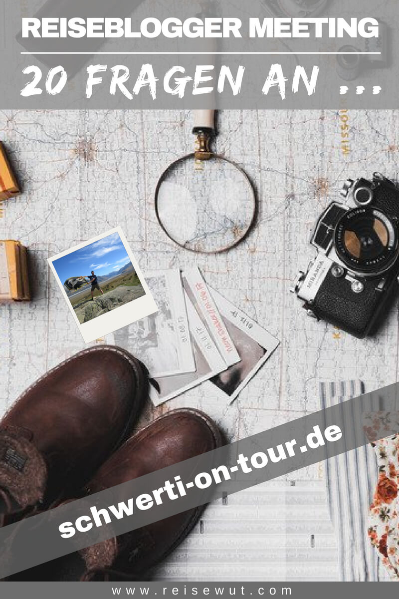 Reiseblogger Meeting schwerti-on-tour | Pinterest Pin