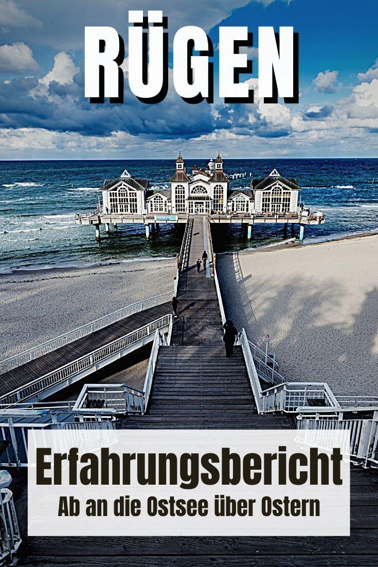 Rügen Ostsee | Pinterest