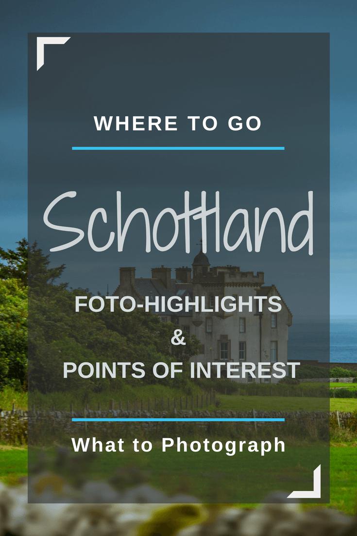 Schottland Rundreise Sehenswürdigkeiten | Pinterest