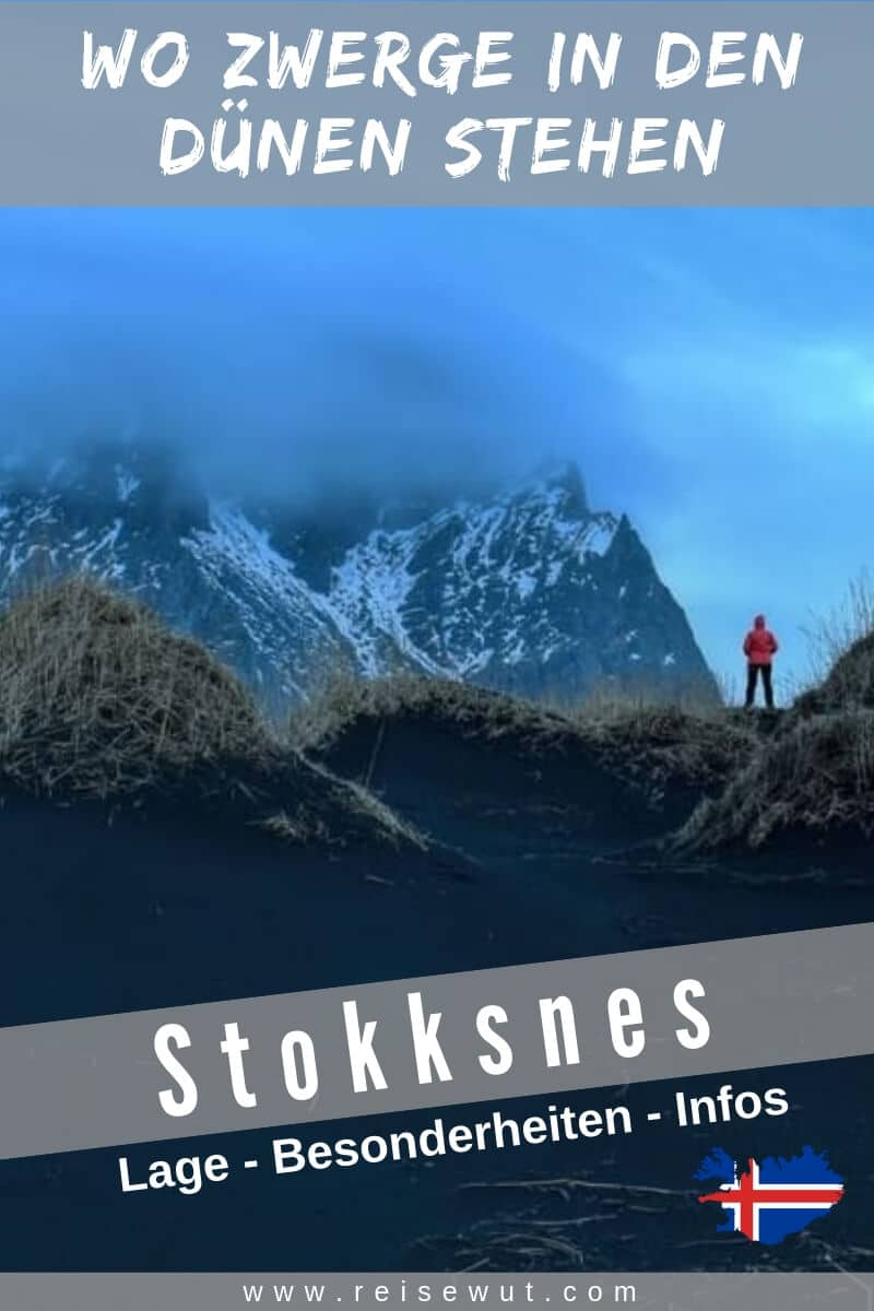 Stokksnes und Vestrahorn Island | Pinterest Pin