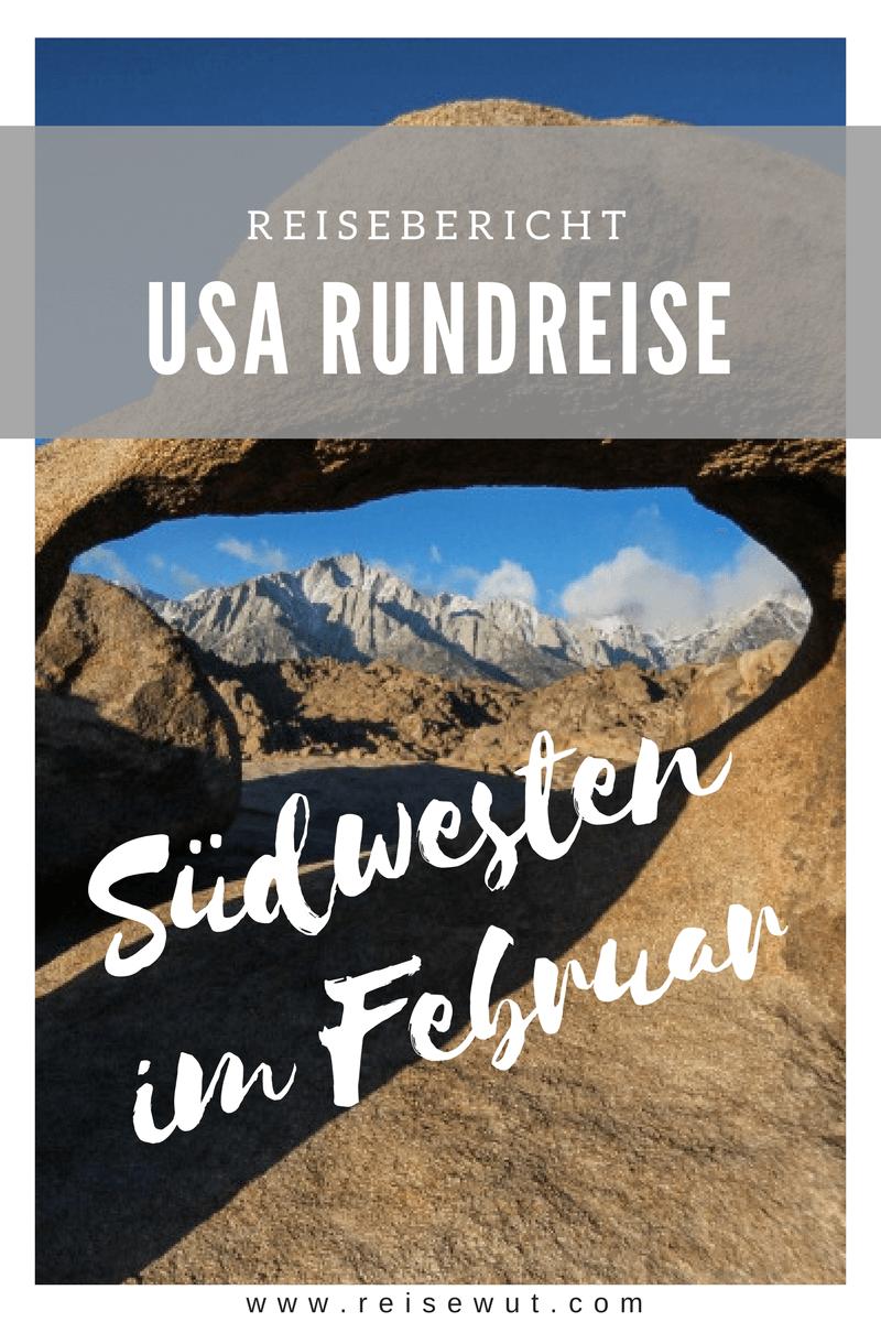 Südwesten im Februar | Pinterest Pin