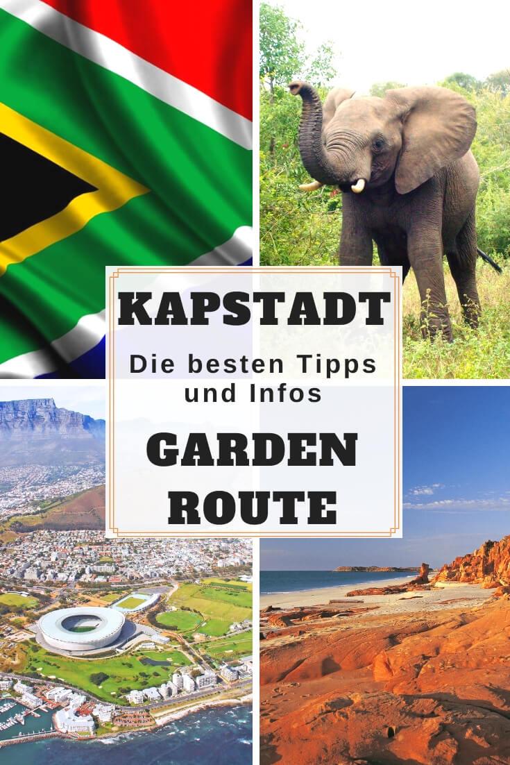 Südafrika - Tipps für Kapstadt und Umgebung
