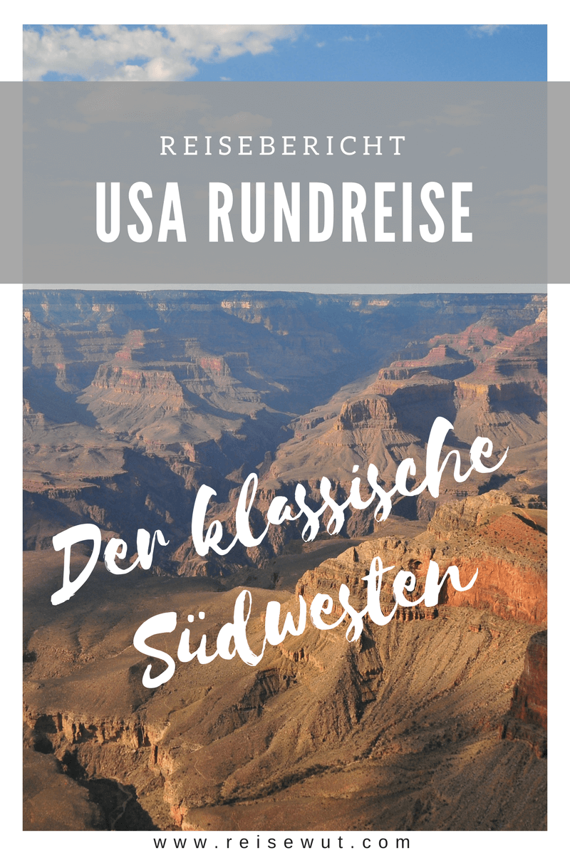 Pinterest Pin - USA Südwesten
