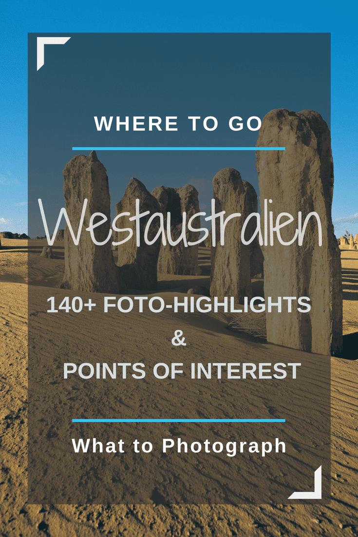 Westaustralien Rundreise Sehenswürdigkeiten | Pinterest
