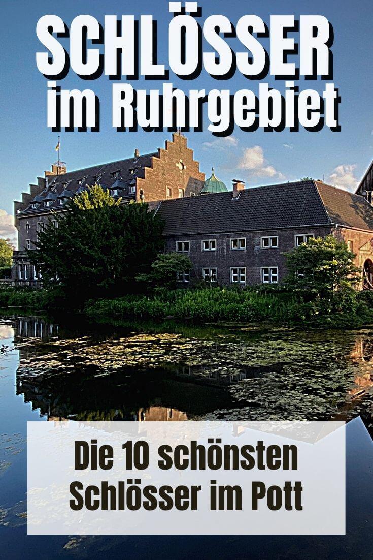 Schlösser im Ruhrgebiet | Pinterest Pin