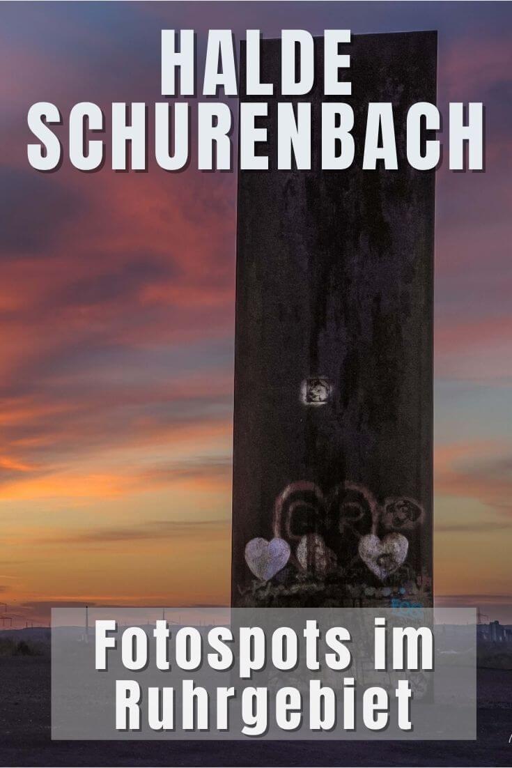 Schurenbachhalde | Pinterest Pin