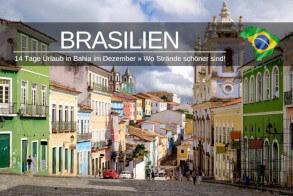 Reisebericht Brasilien Urlaub