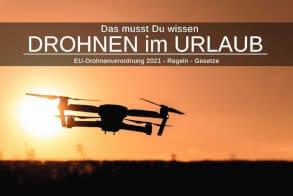 EU-Drohnenverordnung 2021