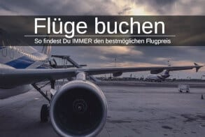 Online Flüge buchen Tipps